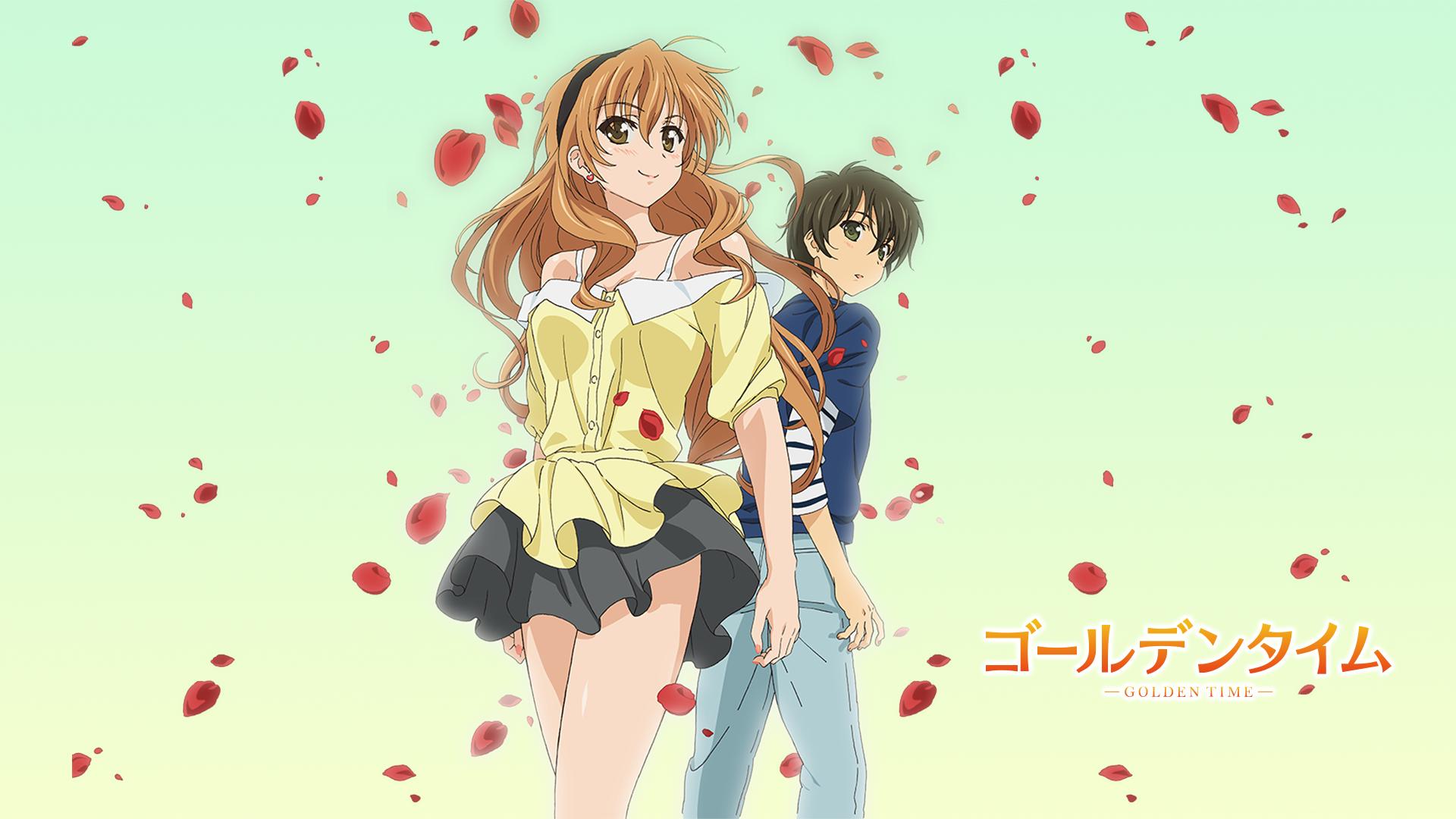 Golden Time | golden time | Golden time anime, Golden time, Anime