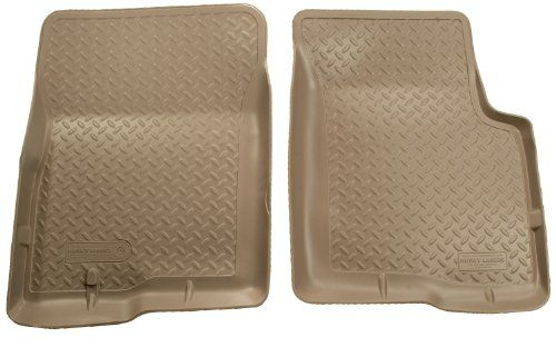 Husky Liners Front Floor Liners Fits 01 04 Tacoma Double Cab Pickup Husky Liners Floor Liners Classic Liner