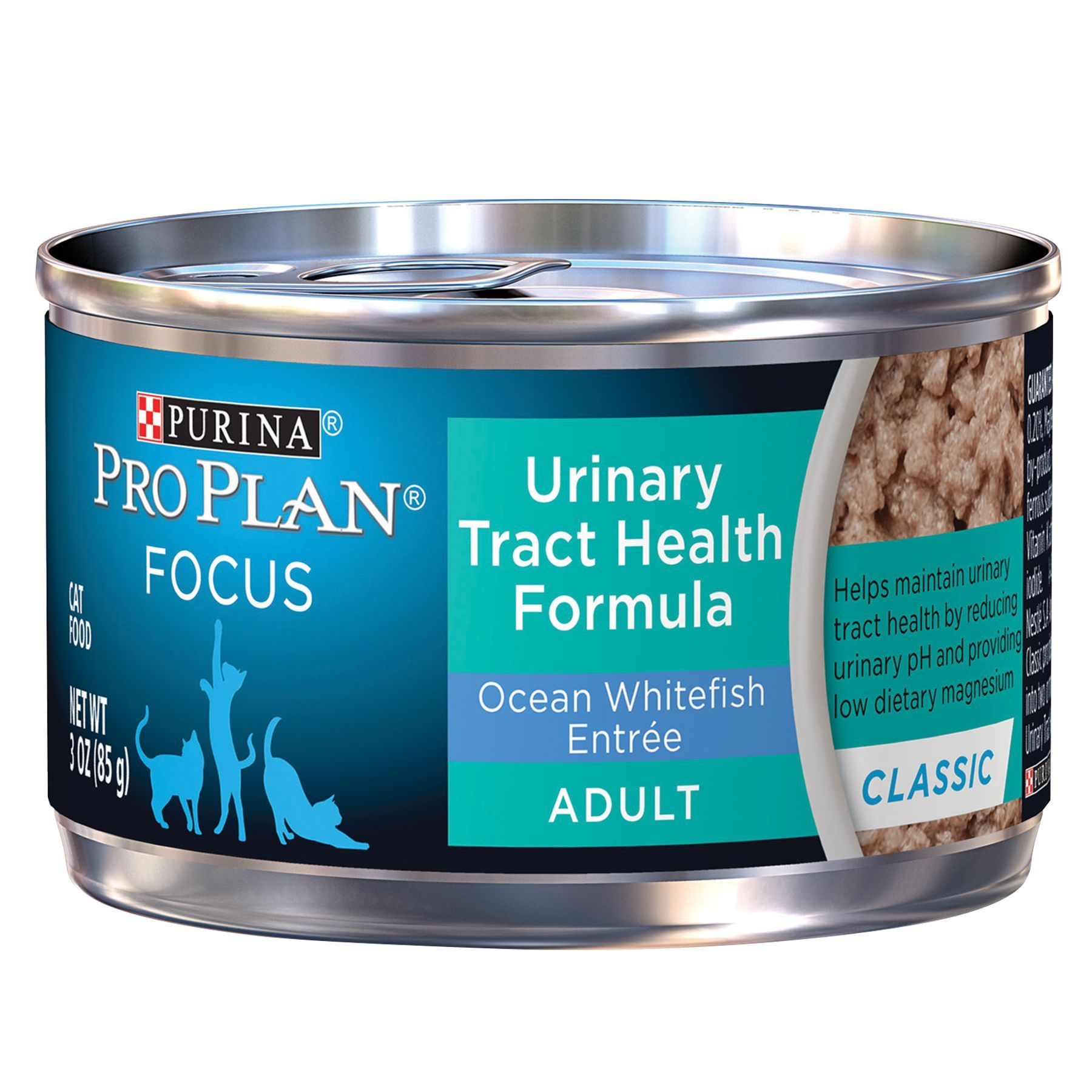Purina Pro Plan Focus Adult Cat Food Urinary Tract