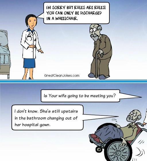 Hospital Cartoon