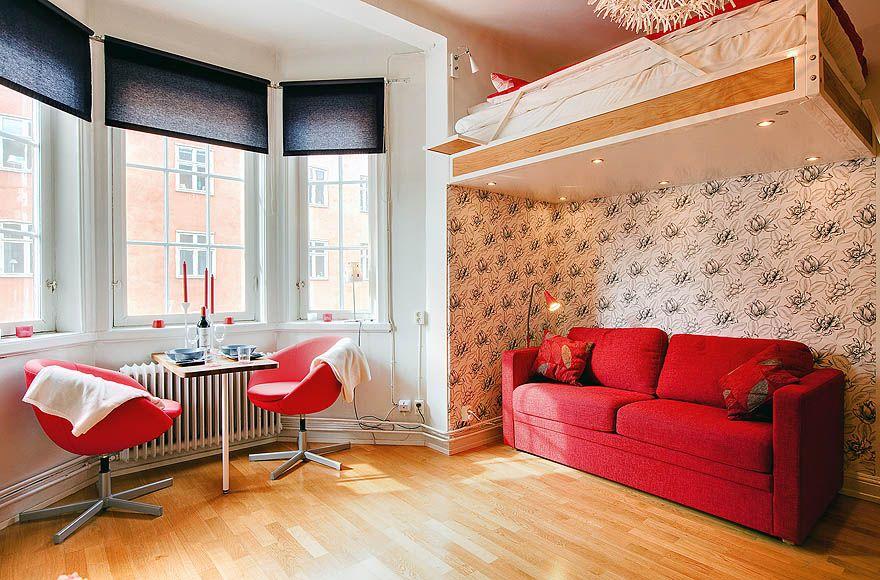 Futuristic Small Flats Decoration Ideas Need Smart Idea to Manage