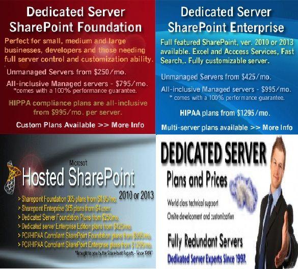 Managed Server Hosting