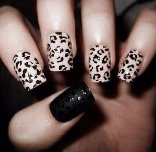 Cheetah nail designs tumblr easy nail art designs animal print cheetah nail designs tumblr easy nail art designs prinsesfo Images