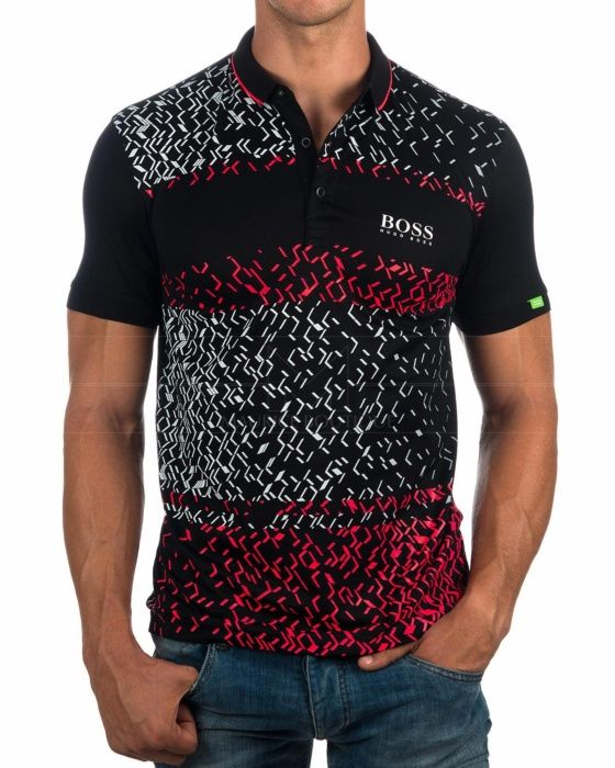 HUGO BOSS GREEN Polos Hugo Boss Rojo Paddy - Martin Kaymer. Polo ShirtsMens  ...
