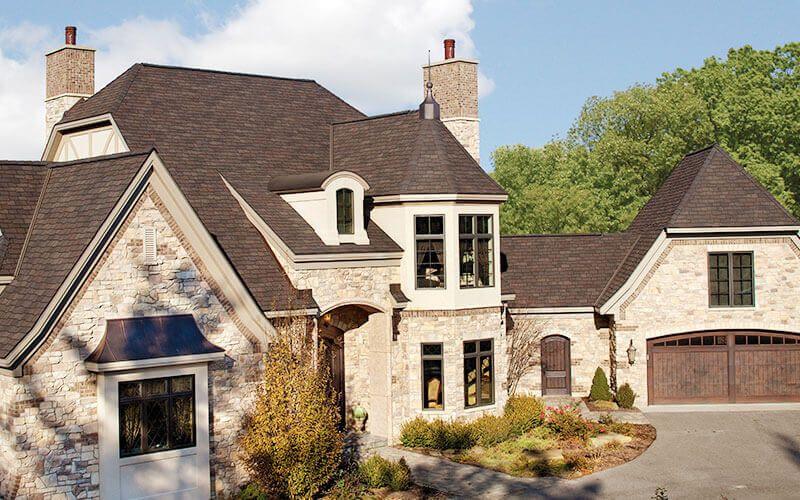 Best Gaf Woodland Designer Shingles Roofing Roof Shingles 400 x 300