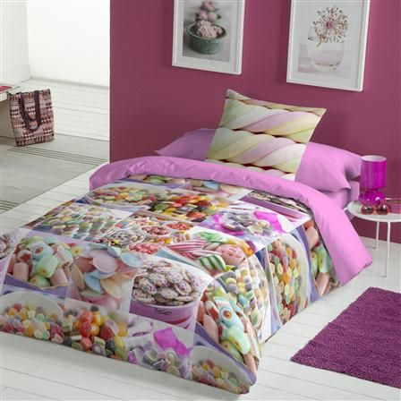 Howard Shooter Studio Sweets Double Duvet Cover Set