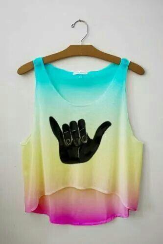 Amo esta camisa