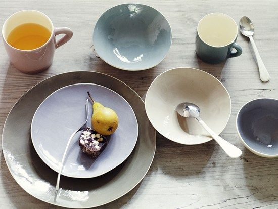 Hand Thrown Tableware \u0026 Dinnerware & Toast Tableware by Beckitt Davda | tabletop | Pinterest | Tablewares ...