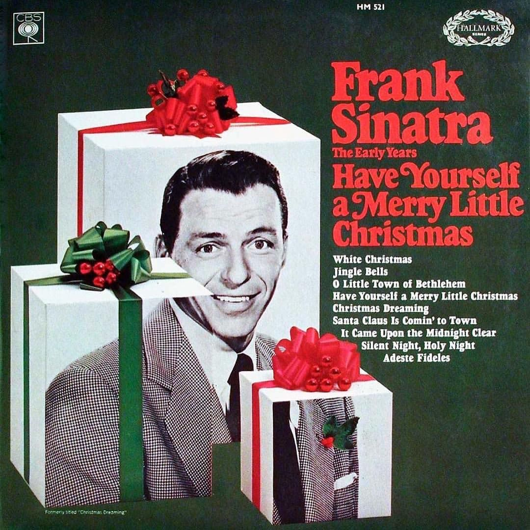 """That Christmasy Feeling (@thatchristmasyfeeling) on Instagram: """"Frank Sinatra, Have Yourself a ..."""