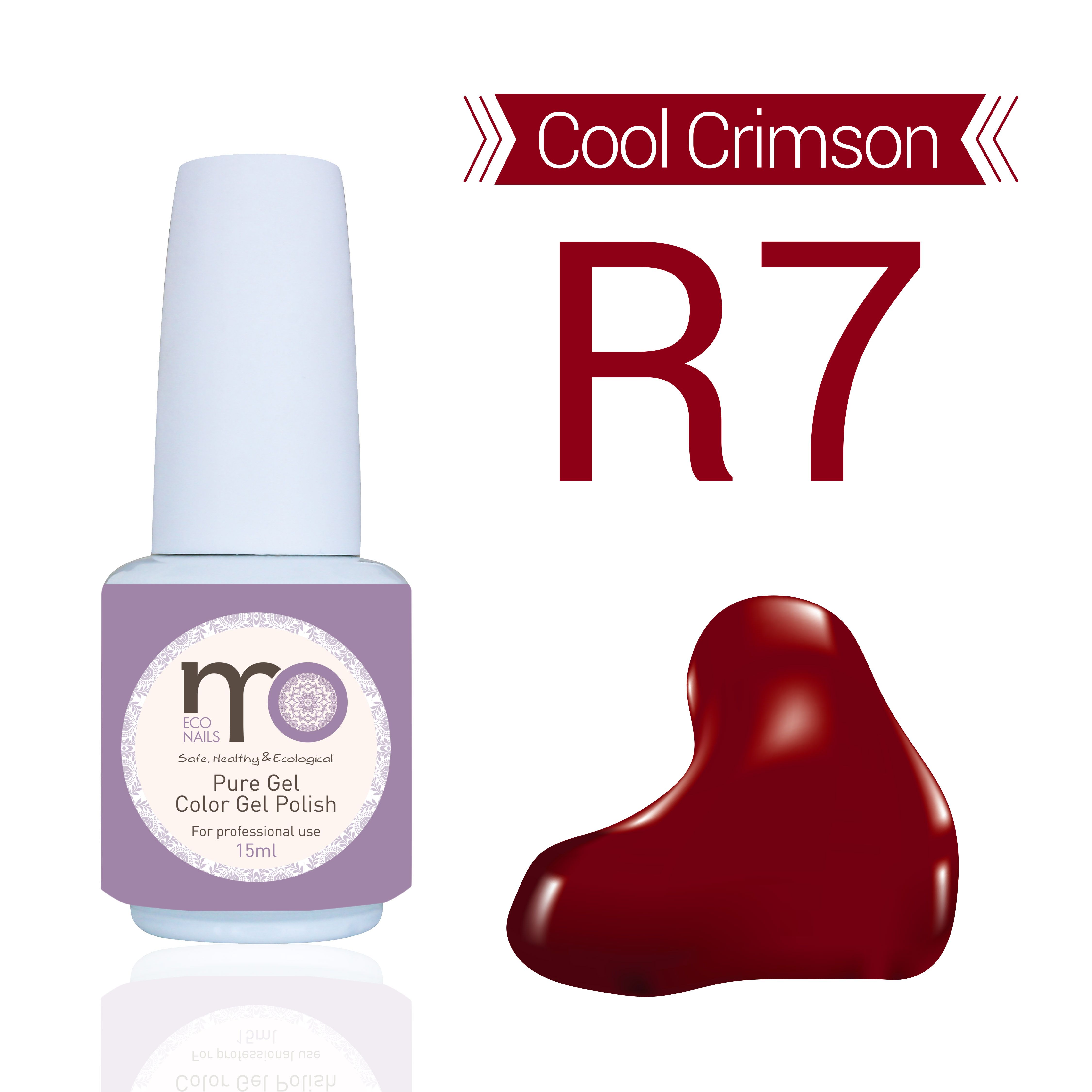 Red remains a highly #influential fashion #color! #R7 Cool Crimson ...
