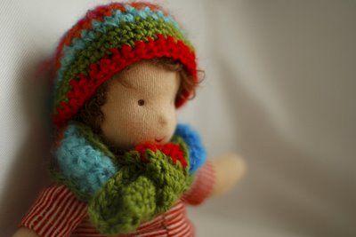 crochet hat #2