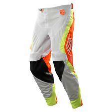 TROY LEE DESIGNS 2015 Motocross Hose SE Pro CORSE weiß MX DH FR Enduro Offroad