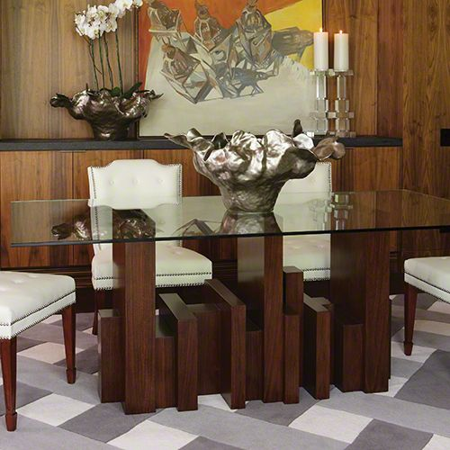 Skyscraper Dining Table Base Dining Table Dining Table Bases