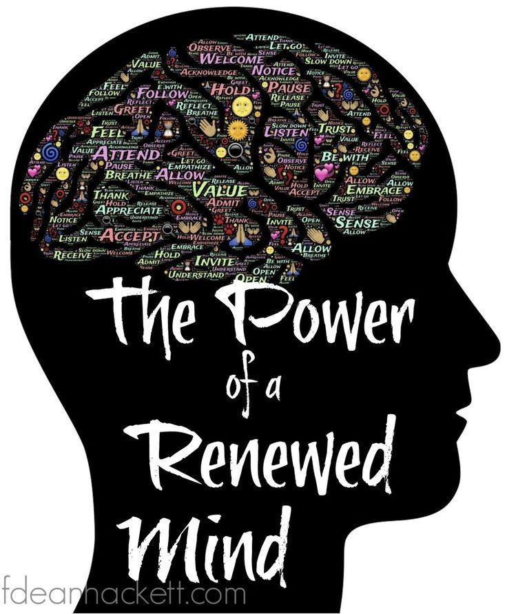 The Power Of A Renewed Mind Mindfulness Christian Life Christian Blogs