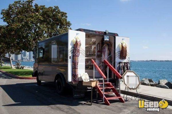 Mobile Boutique Truck For Sale In California Retail Fashion Mobile Business Mobile Boutique Fashion Truck Mobile Fashion