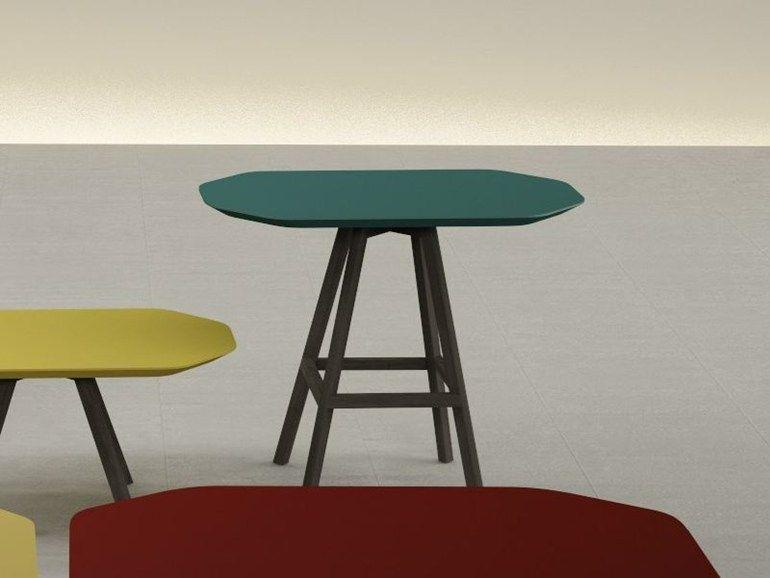 Tavolo alto ~ X table tavolo in mdf design design tables and mario