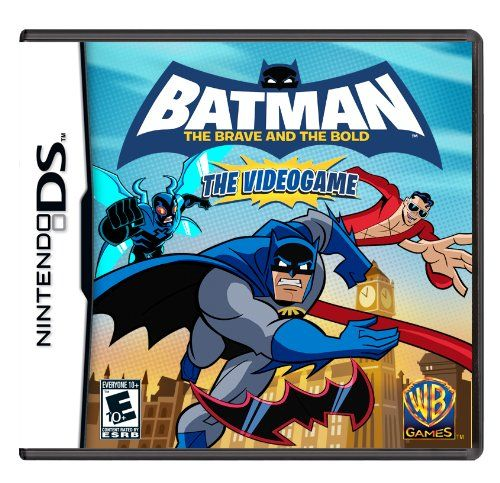 Amazon Com Batman The Brave And The Bold Video Games Brave