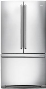 The Largest Capacity Counter Depth French Door Refrigerators (Reviews /  Ratings)