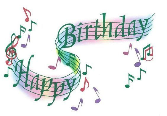 Cards By 196 Best Birthday Music Images