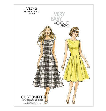Vogue patterns online