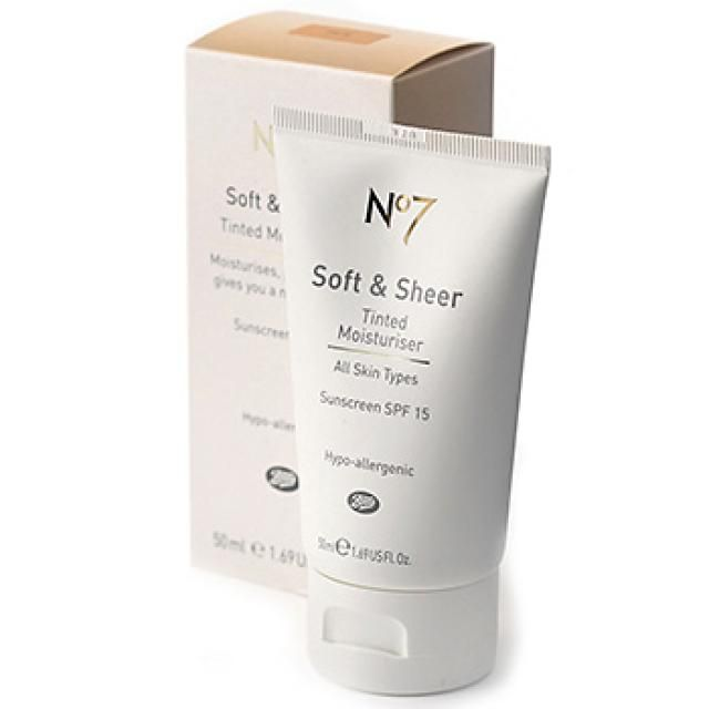 Moisturizer for older skin