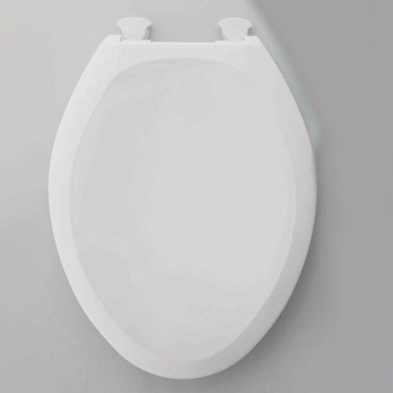 Outstanding American Standard Champion Slow Close Toilet Seat White Creativecarmelina Interior Chair Design Creativecarmelinacom