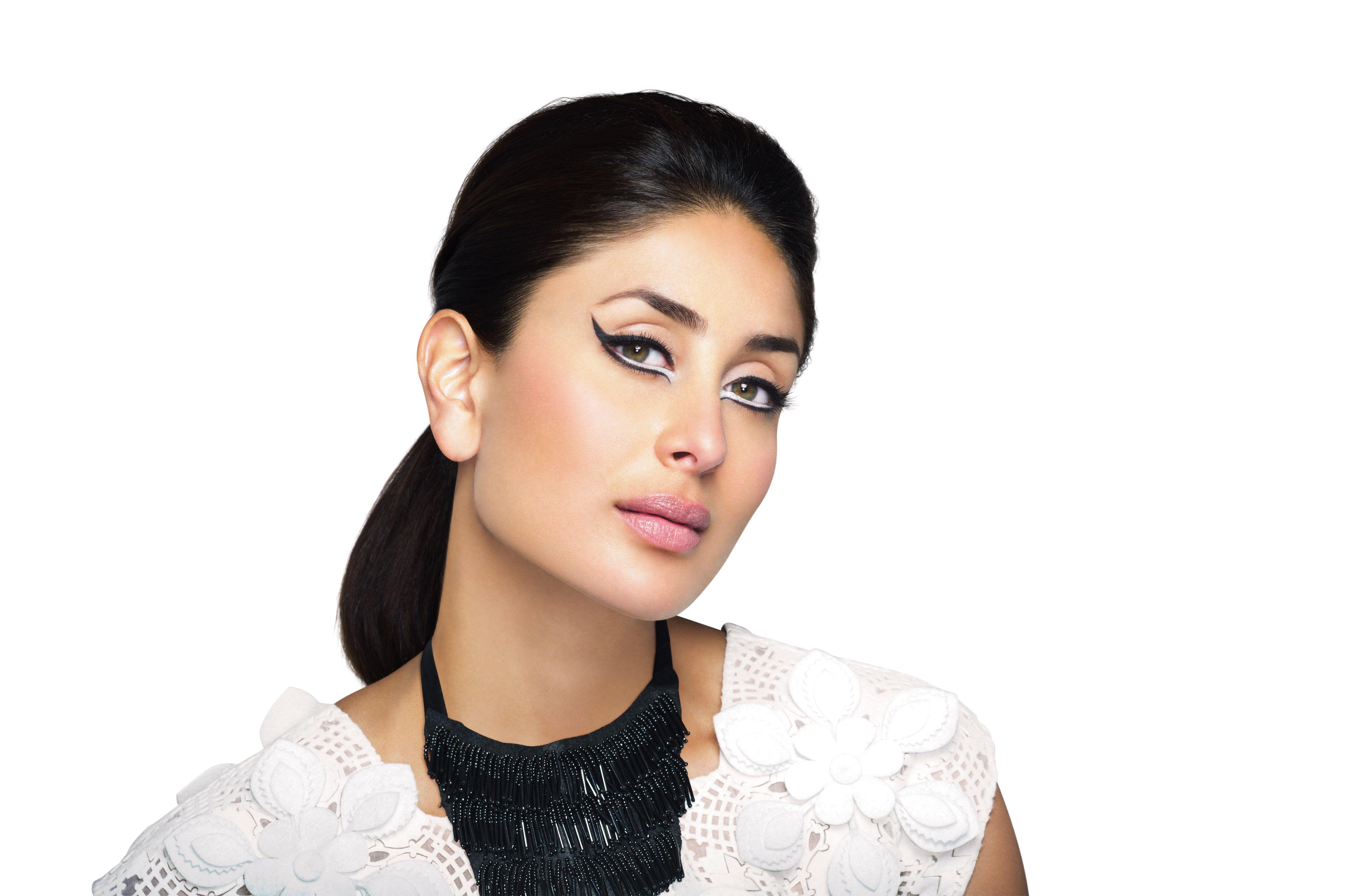 #Black #Lakme #Eyeconic #kajal #Classic #winged #makeup # ...