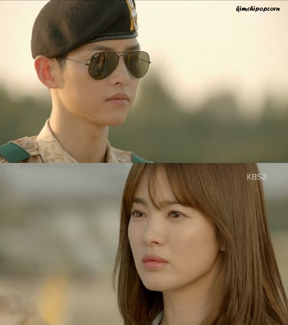 "http://kimchipopcorn.blogspot.com.es/2016/04/descendants-of-sun-intensa-historia-de.html ""Descendants of the Sun"""
