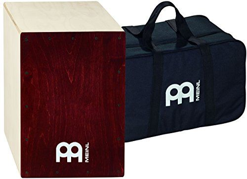 99 99 And Free Shipping It S Muuusic Meinl Percussion Bc1ntwr Cafe Cajon In Wine Red Finish Wi Drum Box Free Bag Cajon Box Drum