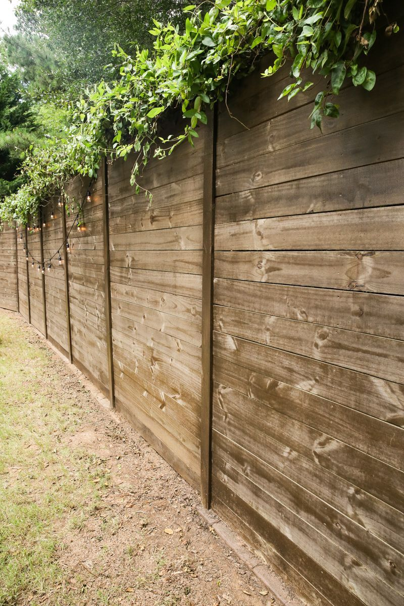 31 Great Privacy Fence Design Ideas To Get Inspired Zaun