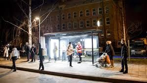 Image Result For Lighting In A Bus Stop Project Light