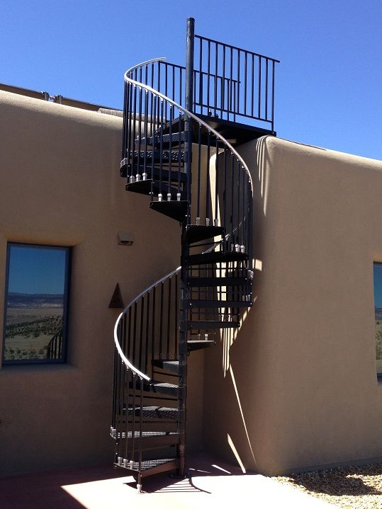 Best Spiral Staircases And Custom Design Staircases By The Iron 400 x 300