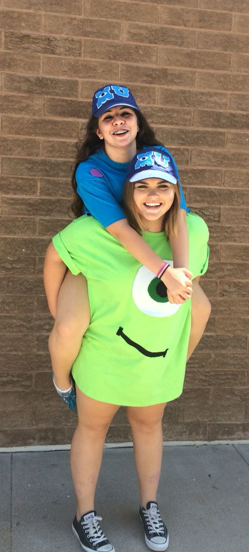 Halloween Costumes Ideas For Two Best Friends