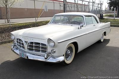 Ebay 1956 Chrysler 300 Series 300b Hardtop Restored See Video