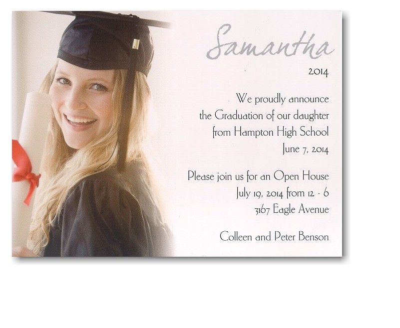 graduation announcement quotes
