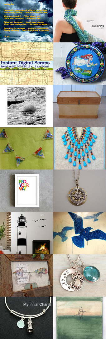 Find your way by Dikla Dagai on Etsy--Pinned with TreasuryPin.com #integritytt