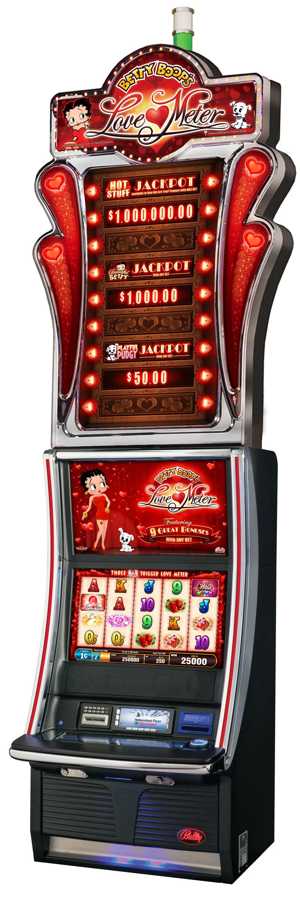 New Betty Boop Slots Game Available in Jackpot Party Casino App
