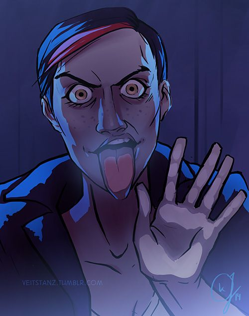 Who Dose This Remind You Of With Images The Wolf Among Us