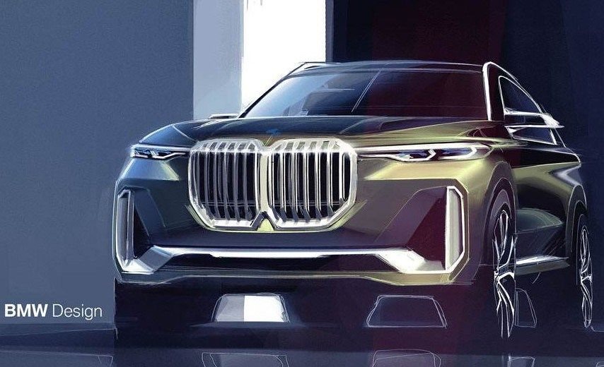 The Most Expensive SUV By Bavarian Carmaker – 2020 BMW X8 >> 2020 Bmw X8 Official Concept Design Photo M6 Bmw Concept