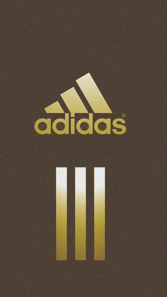 Nike wallpaper · Adidas gold