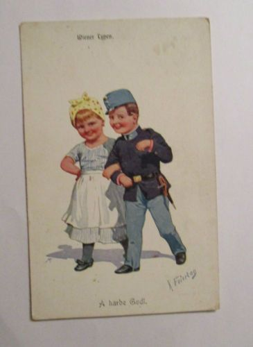 034-les-enfants-de-vienne-types-034-1915-K-jour-ferie-36128
