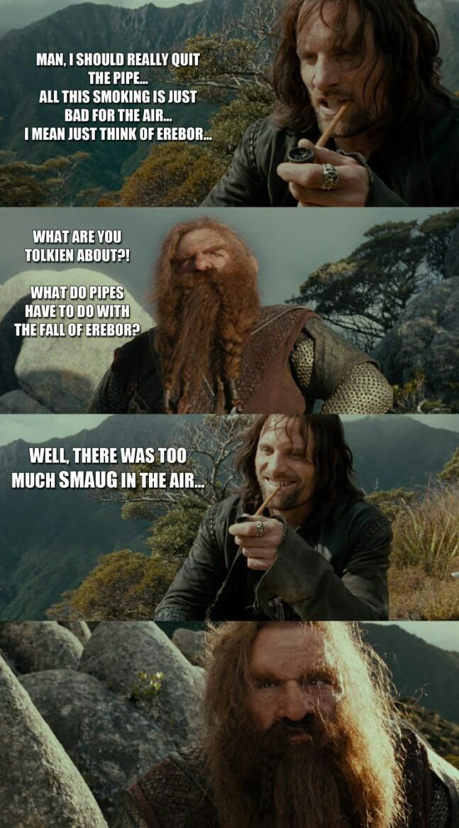 Aragorn Und Gimli Story Des Tages 13042015 Funcloud Movies
