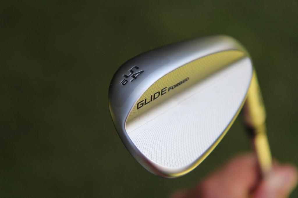 Spotted Ping I210 Irons And Glide Forged Wedges Golf Wedges Golf Videos Golf Tips Driving