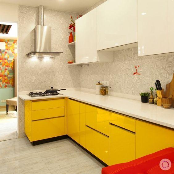 Colores De Moda Para Cocinas 2020 Kitchen Furniture Design