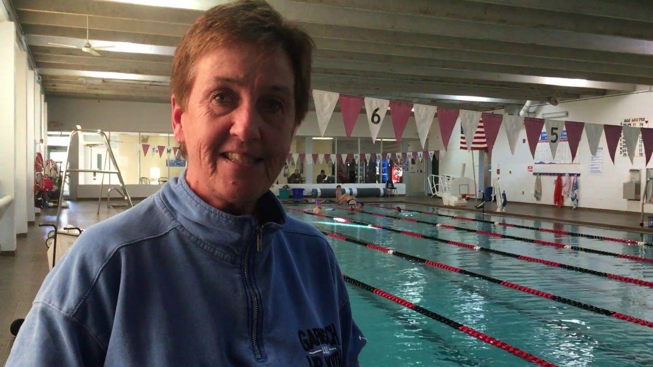 Coaching the YMCA Piranha Swim Team!