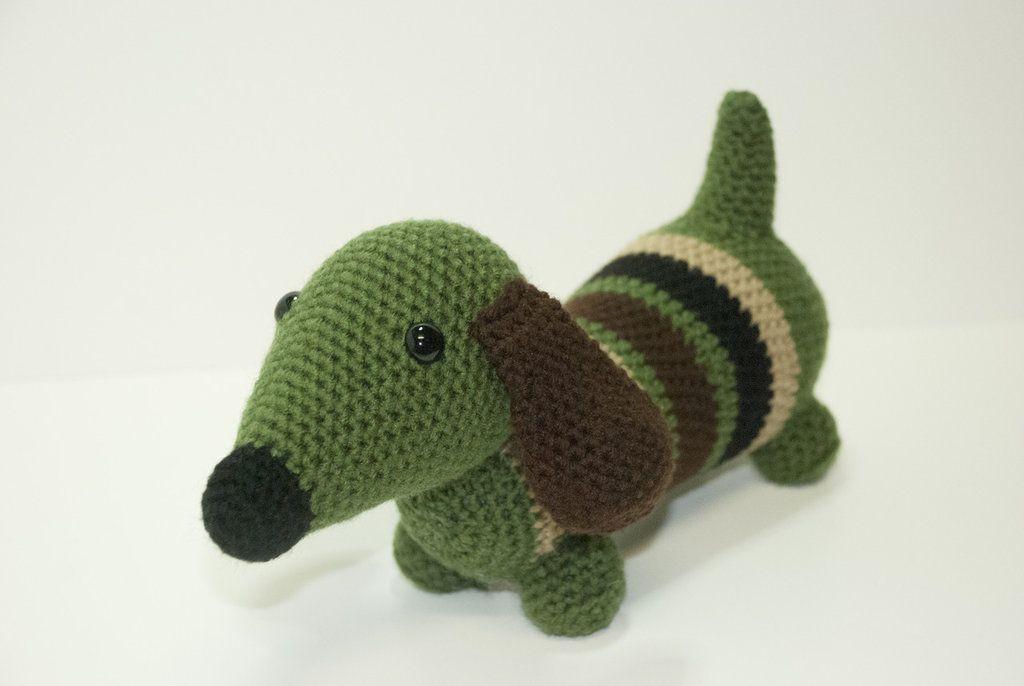 Free Amigurumi Dachshund Pattern : Dachshund clube dachshunds dachshunds and amigurumi