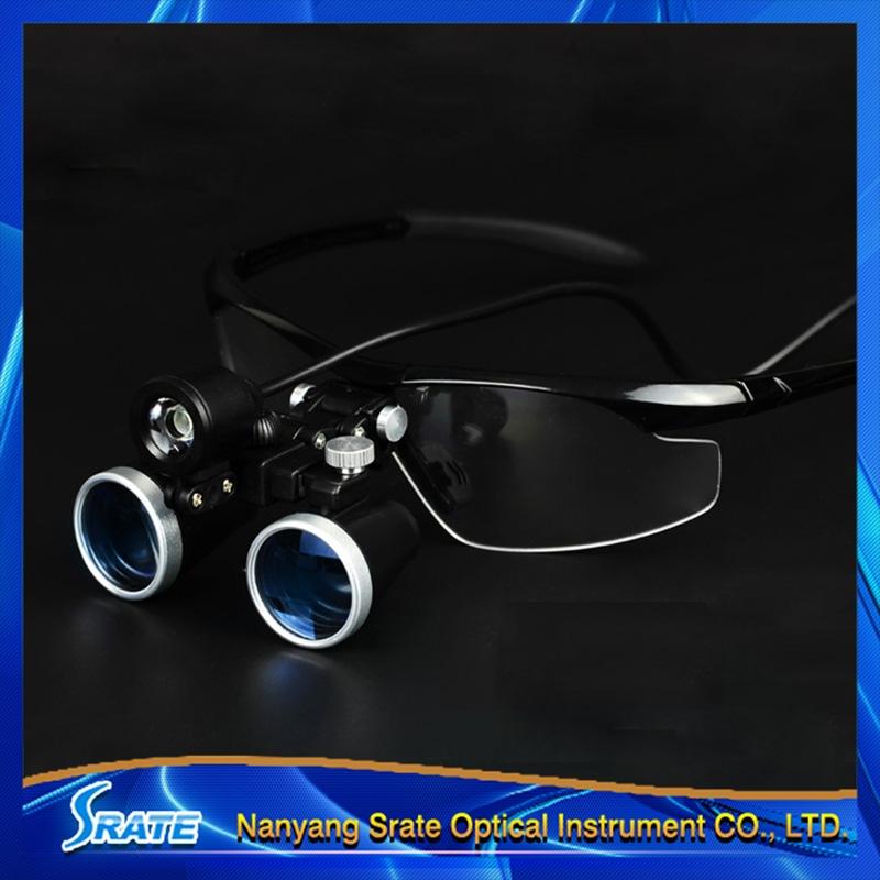 (83.87$)  Buy here  - Dental Equipment 3.5X LED Head Light Lamp Surgical Medical Black Dental Loupes Anti-fog Lens Dental Glasses