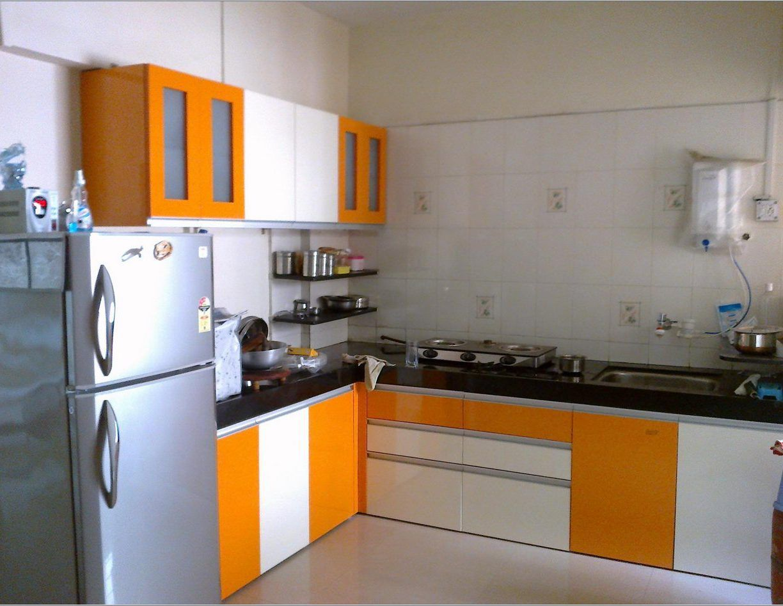 Small House Small Kitchen Interior Design India   Simple kitchen ...