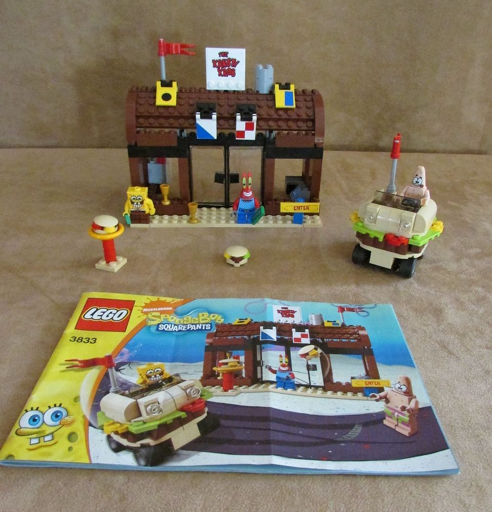 Lego Spongebob Summer Camp Traveltourswall