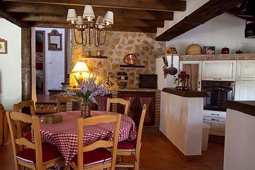 Ideas para decorar una casa rustica decoracion casera for Ideas decoracion rustica